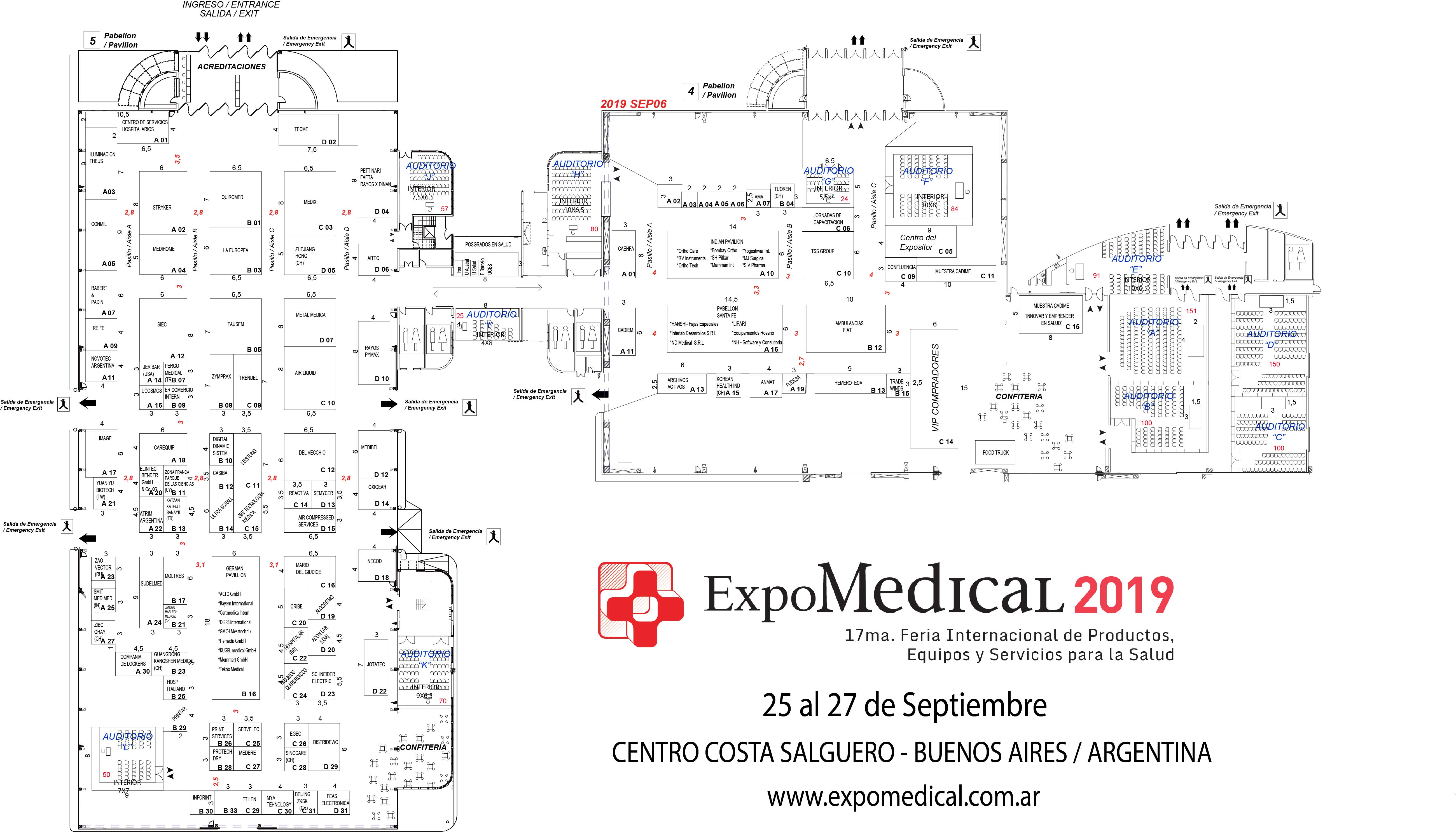 EXPOMEDICAL 2019SEP06